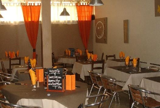 The Soleil Saint laurent du var seminar restaurant