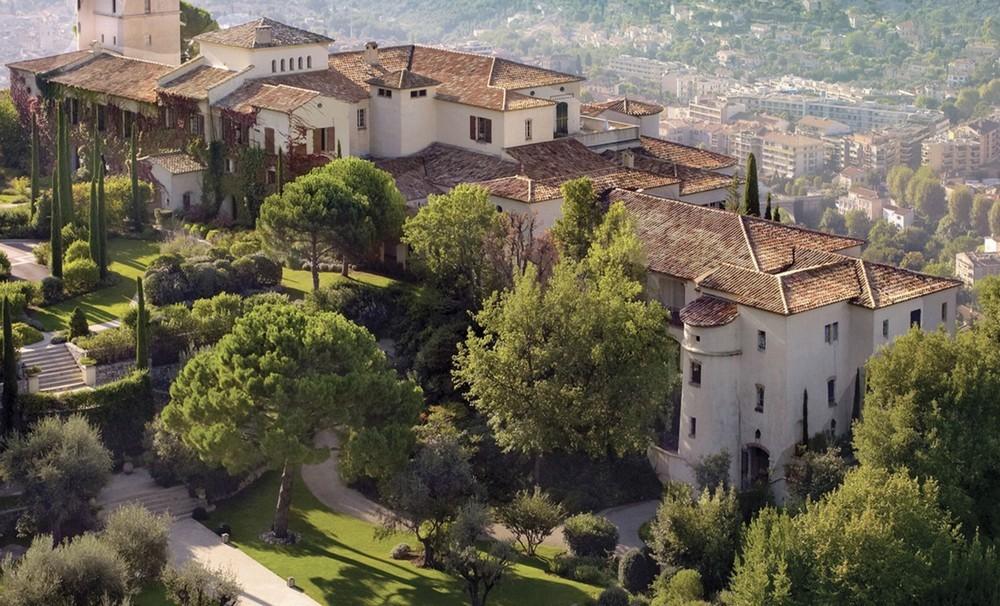 Château saint-martin spa - chateau seminary vence