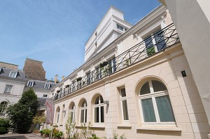 Espace La Rochefoucauld - Seminario di Parigi