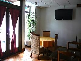 Hotel da Aurillac tavolo palazzo