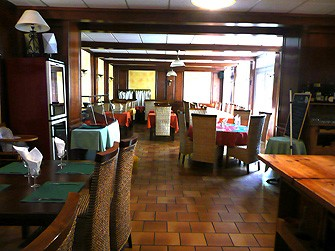 Hotel of the palace aurillac restaurant 2