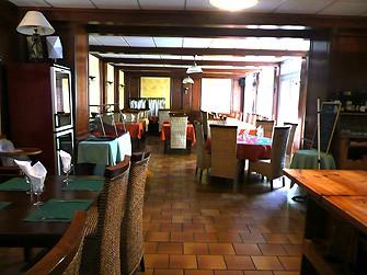 Hotel del ristorante palazzo Aurillac 2