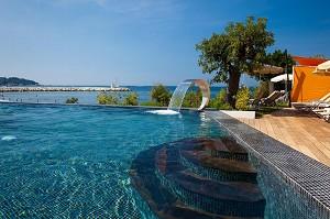 Cap d'Antibes Beach Hotel - Piscina all'aperto