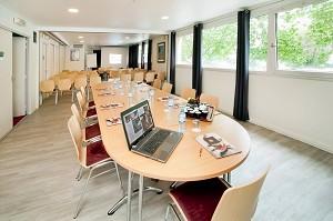 Qualys-Hotel Paris Nanterre Defensa - Sala de seminarios