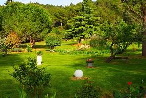 Le Clos des Eyssauts - Garden