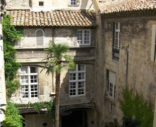 Hotel d'Arlatan - Arles seminario