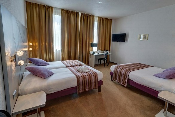 Hotel arles plaza - accommodation