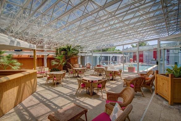 Hotel arles plaza - interior
