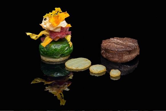 The mas candille - gastronomic cuisine