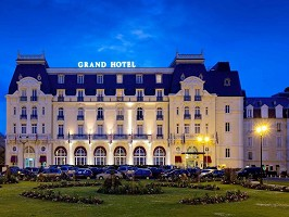 Le Grand Hotel Cabourg - MGallery by Sofitel - Hôtel séminaire Cabourg