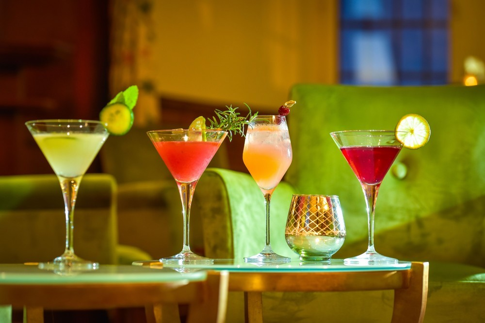Chateau de Chailly cocktail_3178