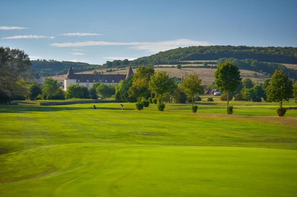 Chateau de Chailly Pouilly en Auxois golf_1737