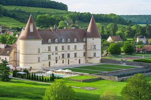 Seminar Room: Hotel Golf Chateau de Chailly -