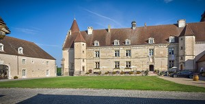 Chateau de Chailly Pouilly en auxois facade_1421