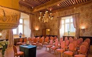 SALON DE MELLO - Hotel Golf Chateau de Chailly