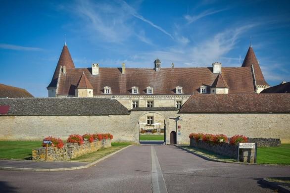 Chateau de Chailly Pouilly en Auxois exterieur_3137