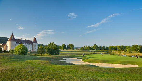 Chateau de Chailly Pouilly en auxois Golf 2_3732