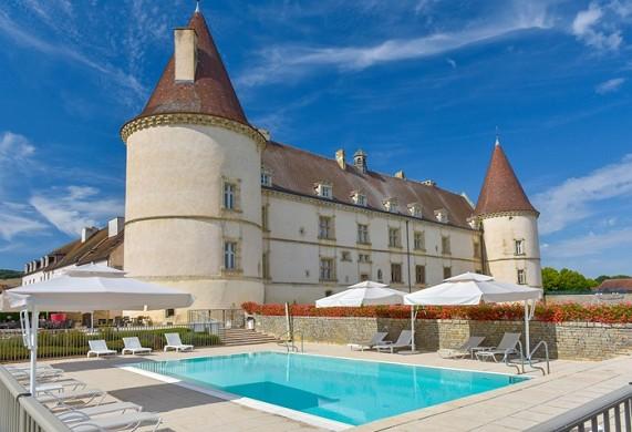 Chateau de Chailly Pouilly en auxois piscine_5977