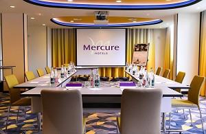Mercure Dijon Center Clemenceau - U layout
