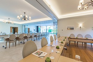 Salle des Oliviers 2 + 3 - Hotel Restaurante y Spa Cantemerle