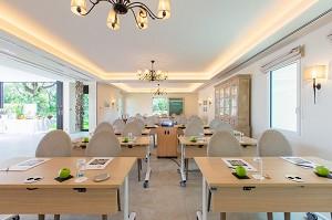 Salle des Oliviers 2 - Hotel Restaurante y Spa Cantemerle