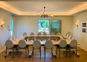 Salle des Oliviers 3 - Hotel Restaurante y Spa Cantemerle