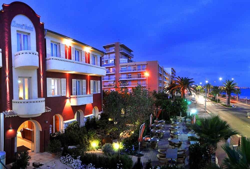 Hotel aeva - exterior