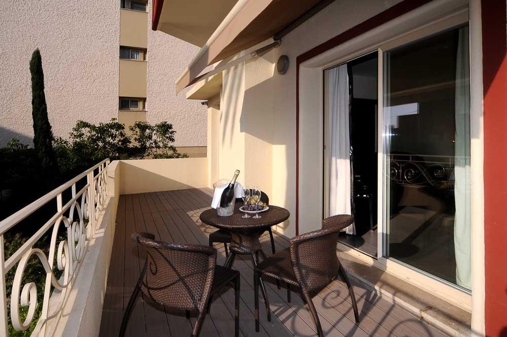 Hotel aeva - terrace