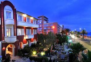 Hotel Aeva - Esterno
