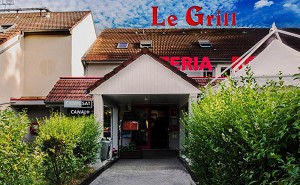 Hotel Restaurant Le Grill - Hotel Home