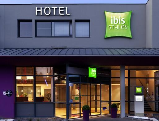 Ibis styles rennes saint-grégoire - seminario hotel rennes