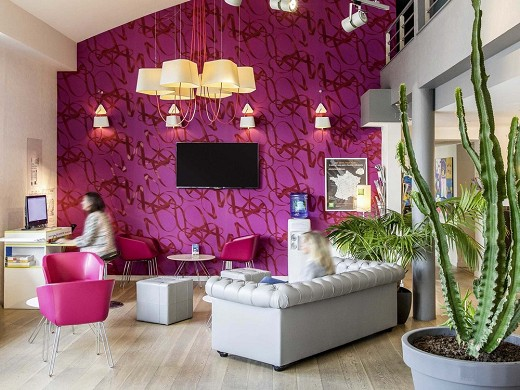 Ibis styles rennes saint-grégoire - interior