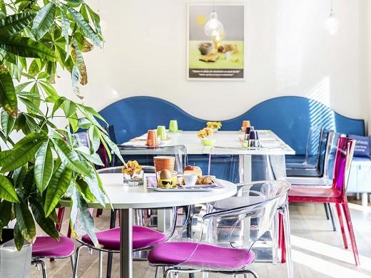 Ibis styles rennes saint-grégoire - desayuno