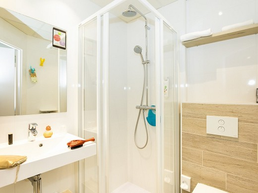 Ibis styles rennes saint-grégoire - cuarto de baño