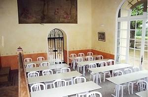 Chateau de Valmousse Klassen-Konfiguration