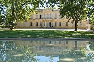 Chateau de Valmousse Fassade 2