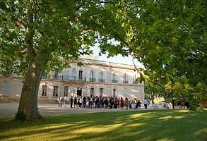 Chateau de Valmousse Fassade