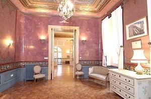 Chateau de Valmousse atypischen Seminar