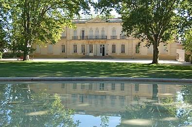 Fachada del castillo de Valmousse 2