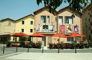 The passage frontage Aix en Provence