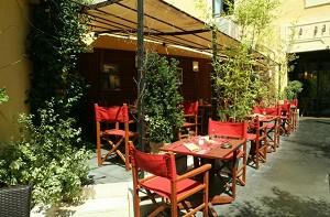 The passage Aix en Provence restaurant