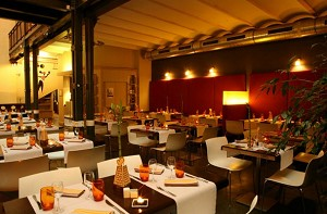 The passage Aix in Provence dining restaurant