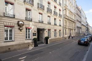 Hotel Voltaire Opera - Esterno