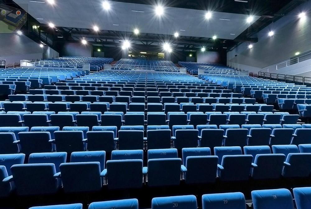 Palais des congr s et des expositions de saint brieuc salle s minaire saint brieuc 22 - Salon de l emploi palais des congres ...