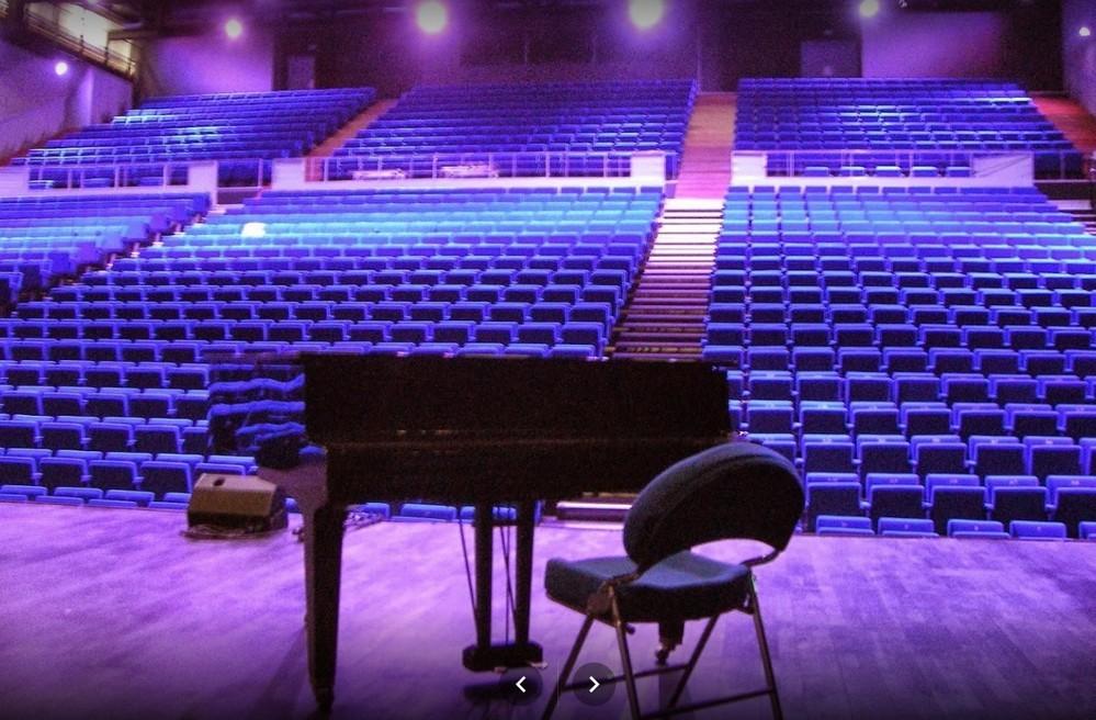 palais des congrès et des expositions de saintbrieuc  auditorium