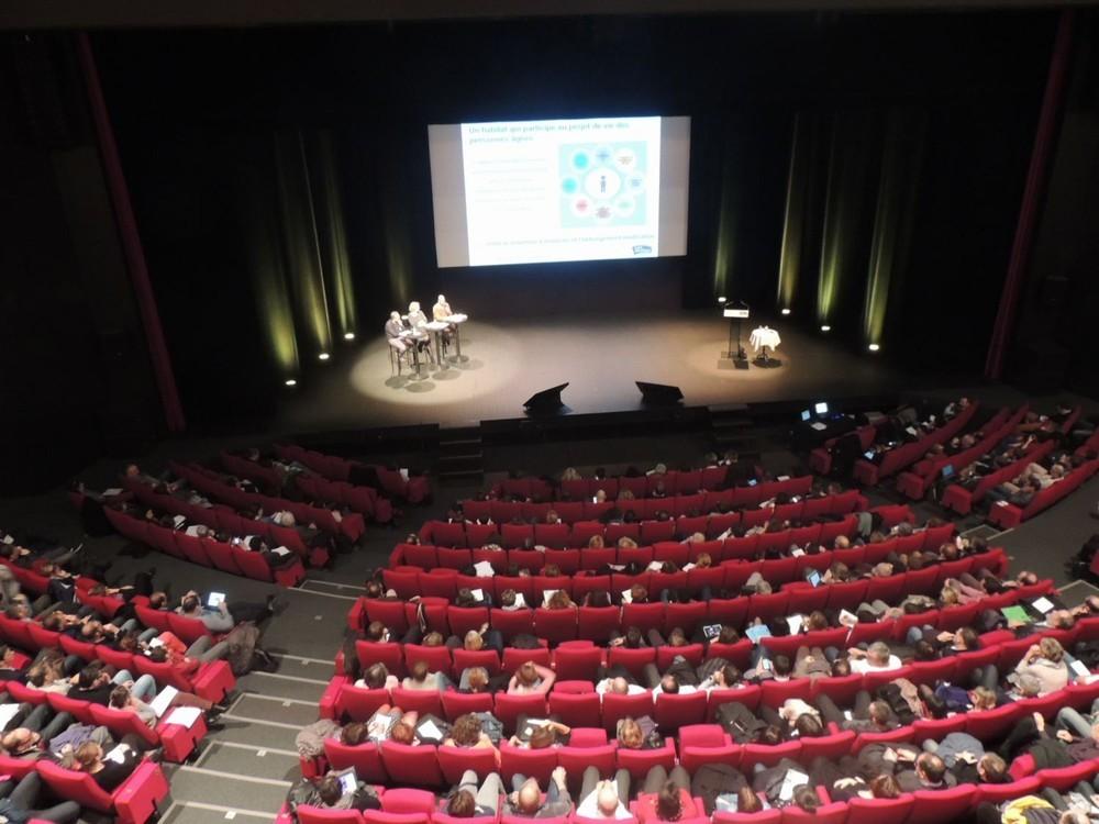 Convention Centre Fleuriaye - anfiteatro
