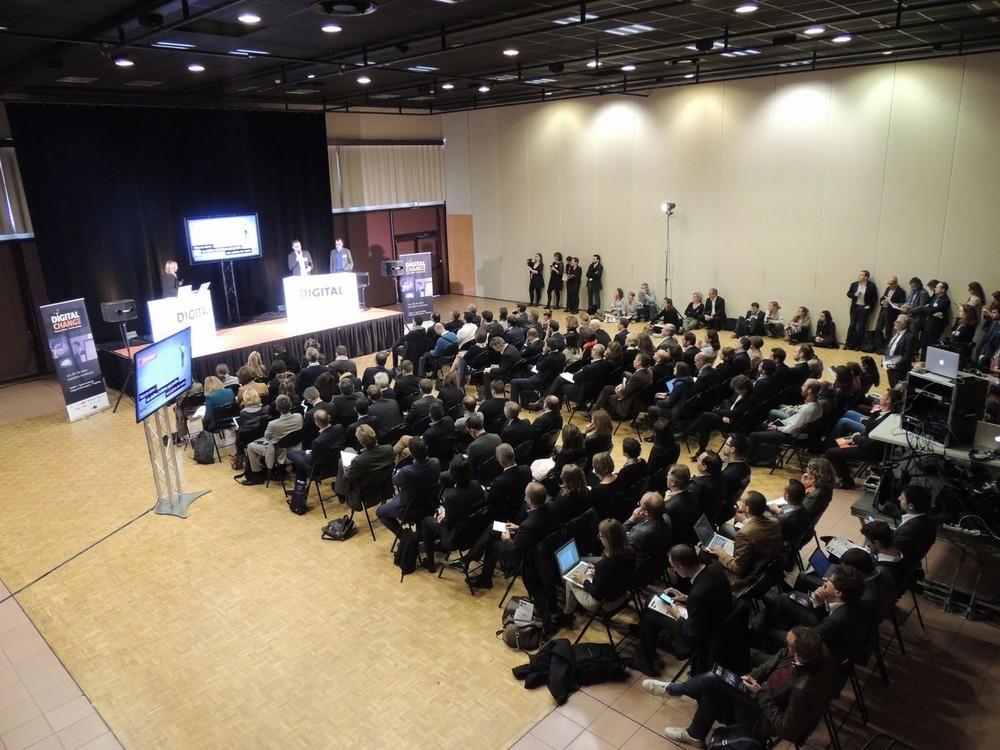 Convention Center Fleuriaye - Jean sala FICE taglio partecipanti 160
