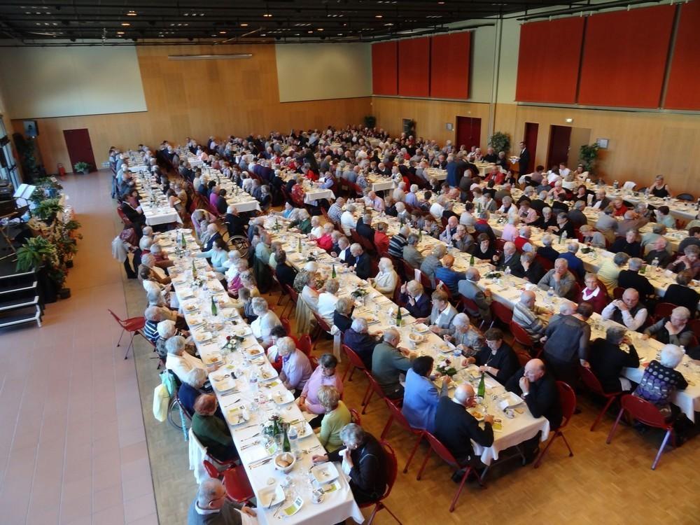 Convention Center Fleuriaye - partecipanti 400 Jean sala fice lineare