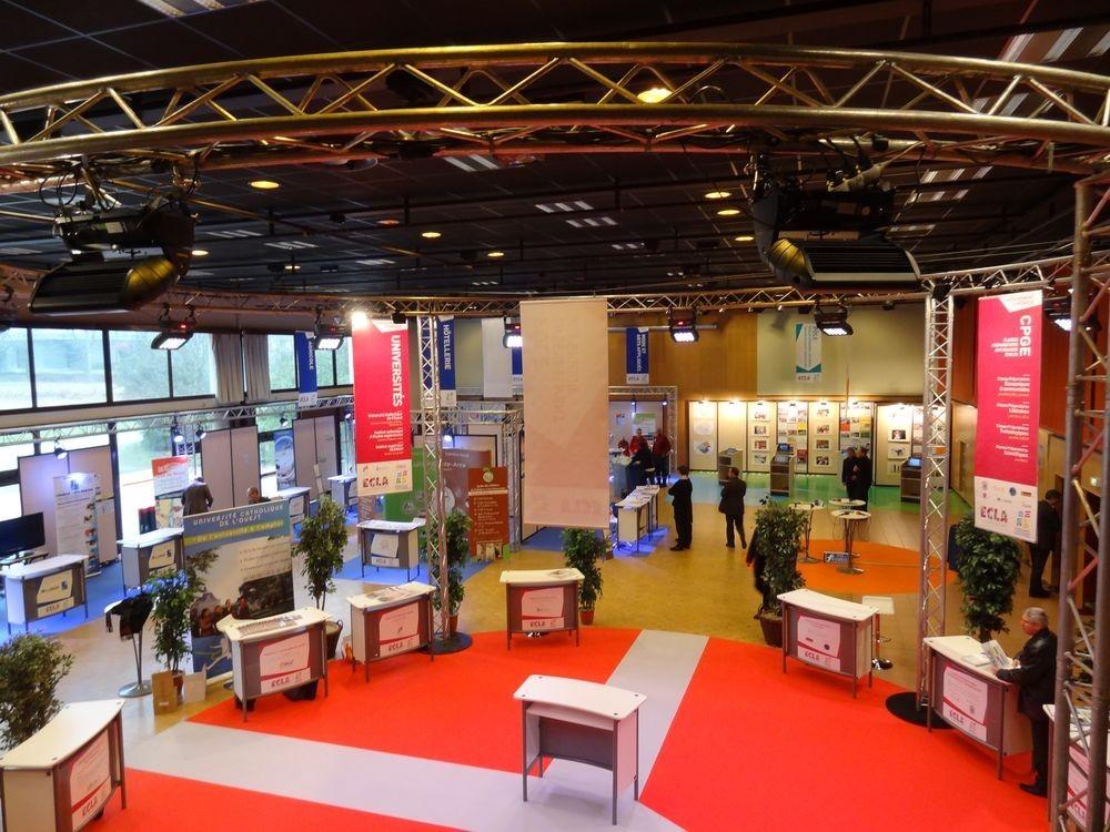 Convention Center Fleuriaye - moda FICE sala Jean fiera