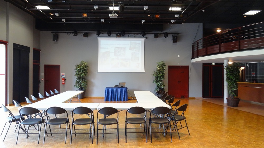 Centro congressi la fleuriaye - nicole etienne room